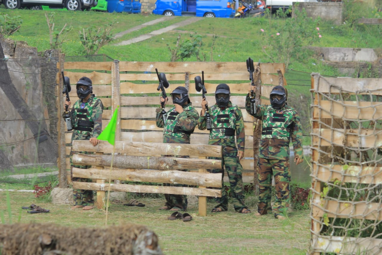 paintball puncak bogor west java