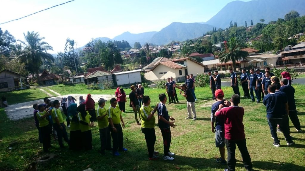 paket outbound murah puncak
