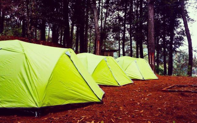 family camp di puncak bogor