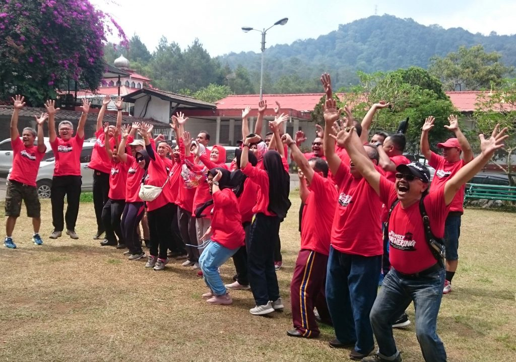 event puncak outbound fun games