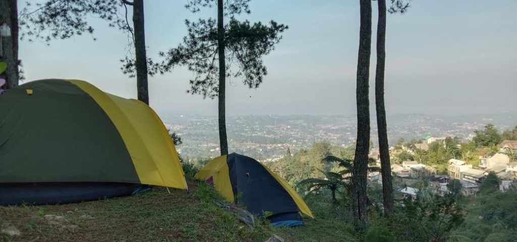 family camping ground puncak bogor