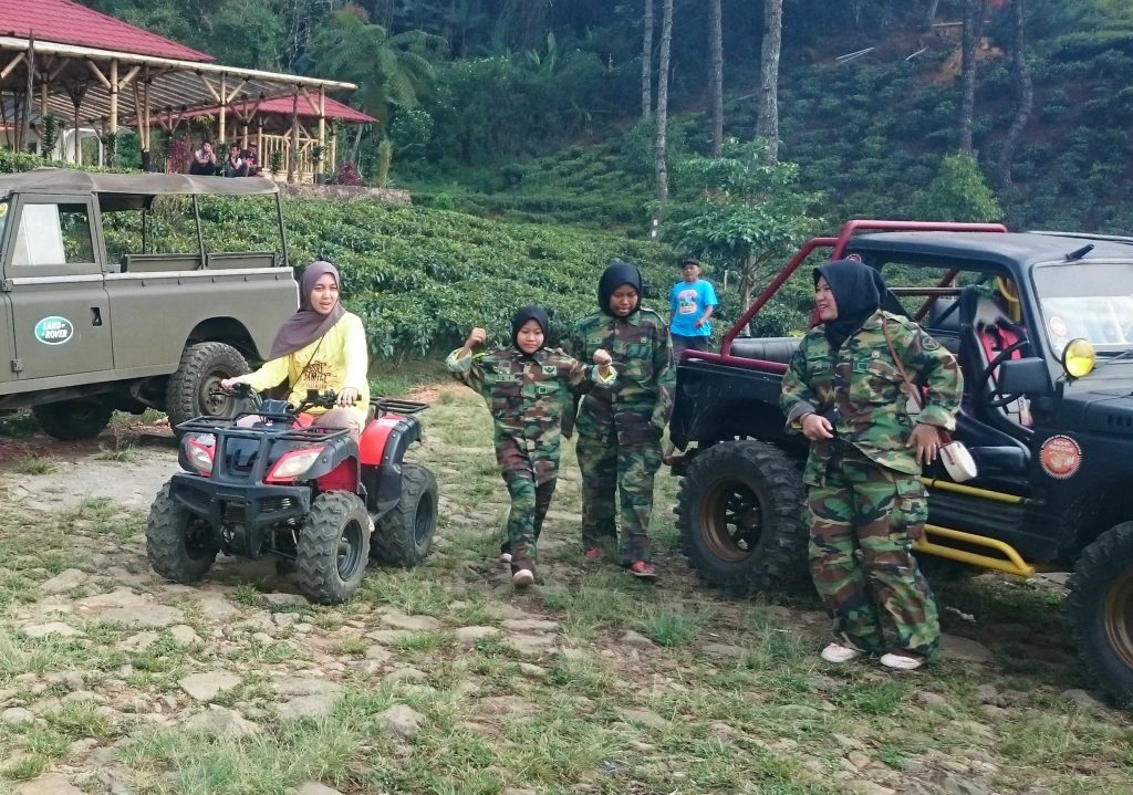 event puncak management paintball