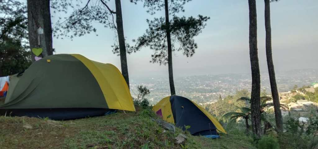 adventure camping ground di puncak bogor