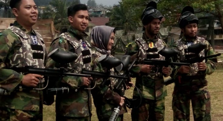 Paket Paintball Murah Puncak