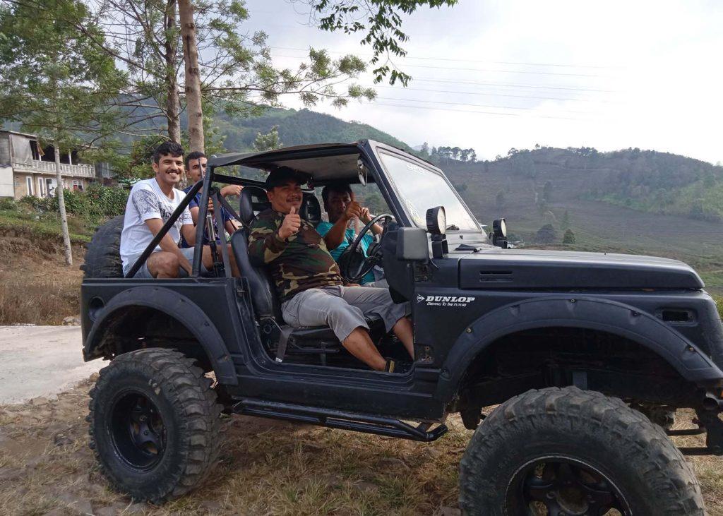 offroad puncak - fun offroad puncak adventure