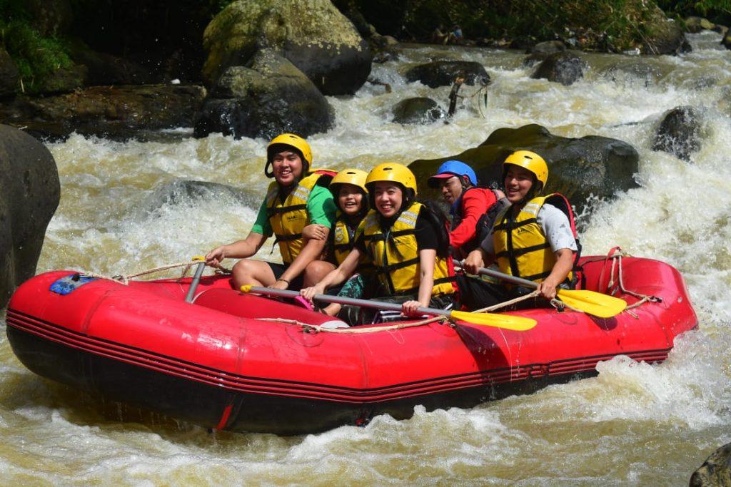 rafting puncak adventure bogor