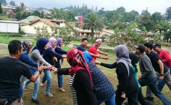paket outbound training puncak