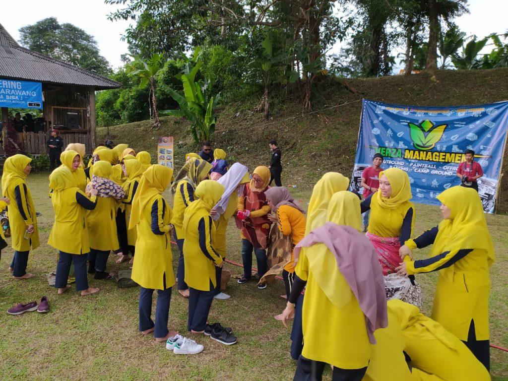 outbound puncak