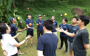 outbound puncak cibodas