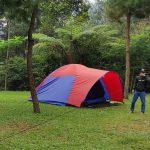 highland curug panjang camp