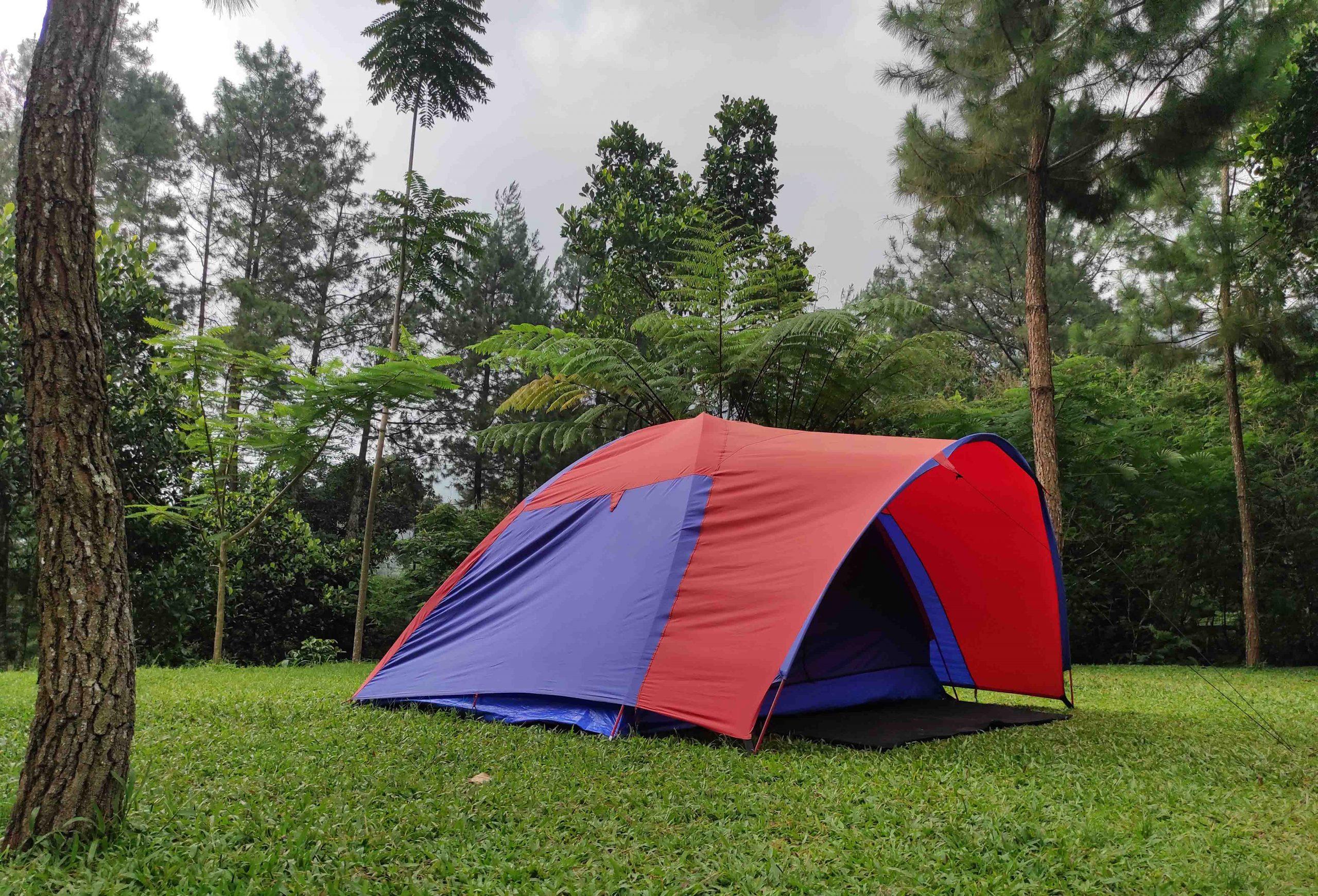 curug panjang camping ground