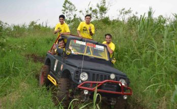 fun offroad mountain adventure