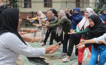 teamwork outbound puncak