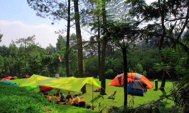 adventure camp outbound puncak bogor