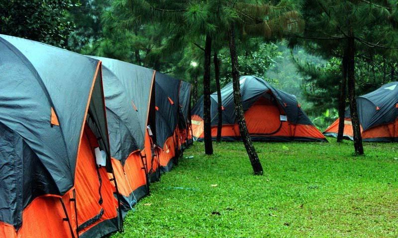 highland camp puncak