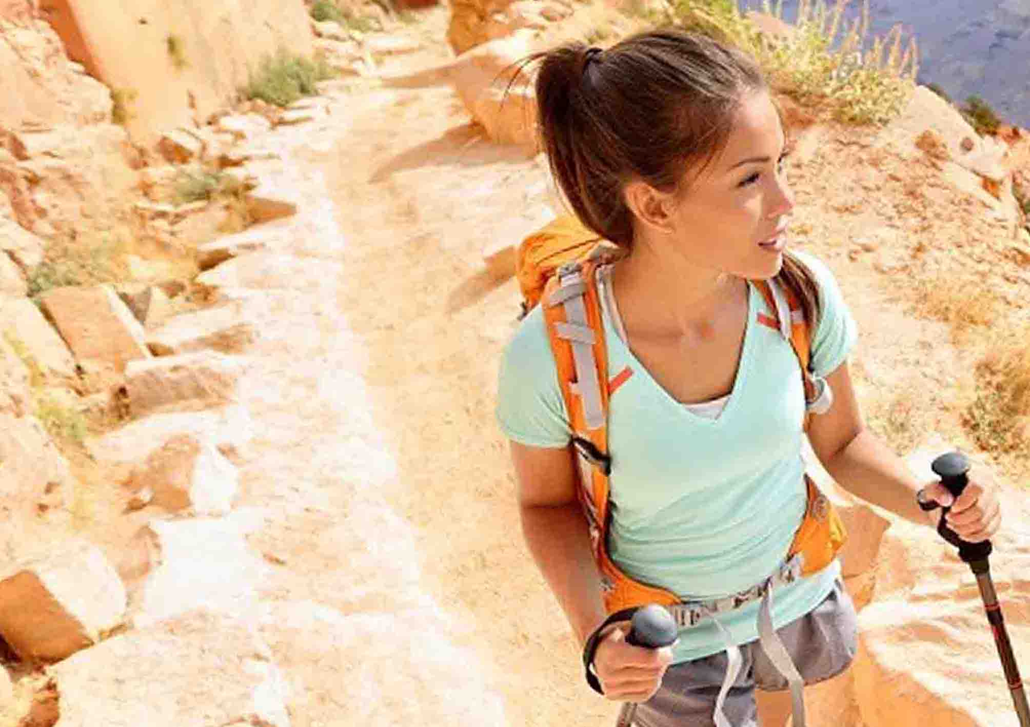 hiking di bogor