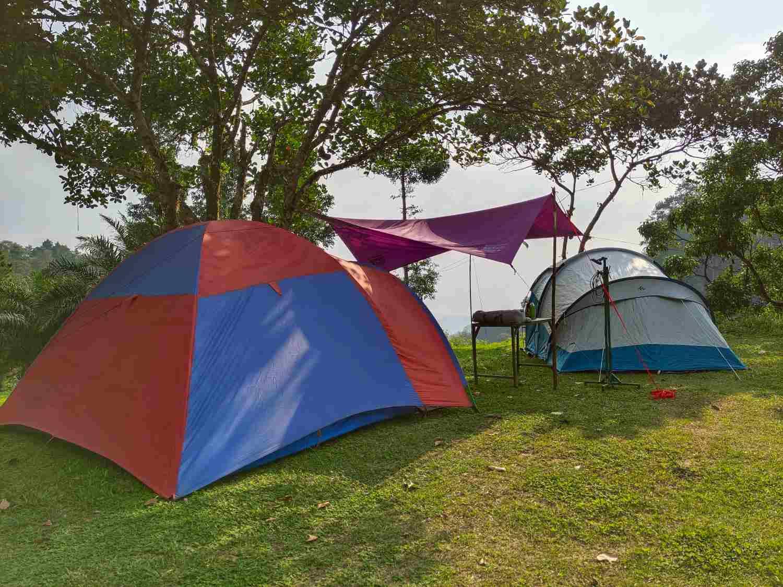 tempat campervan di bogor